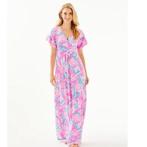 NWT Lilly Pulitzer maxi dress